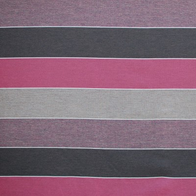 Block Stripe Brown-Berry