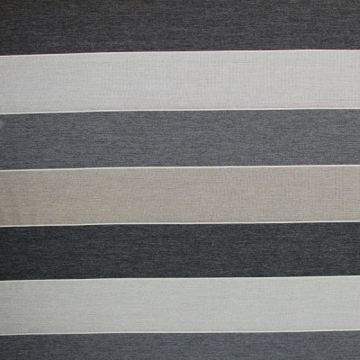 Block Stripe Grey